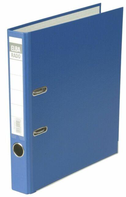ELBA Ordner rado brillant, Rckenbreite: 50 mm, blau