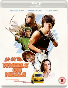 Wheels-On-Meals-Blu-ray-2019-Jackie-Chan-Hung-Kam-Bo-DIR-cert-15-NEW