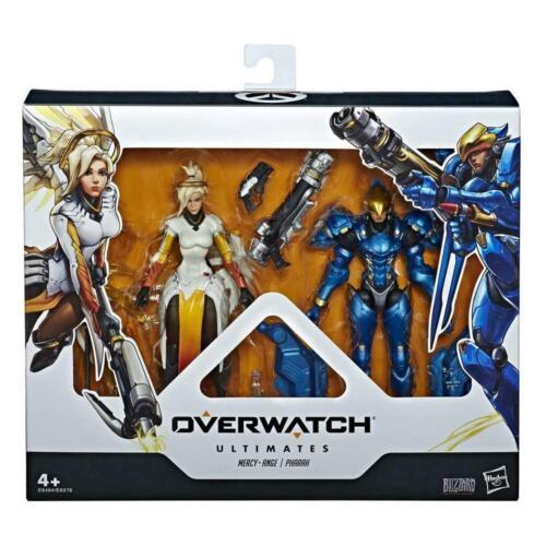 Overwatch Ultimates Mercy /& Pharah Doppelpack Actionfigur Hasbro Set