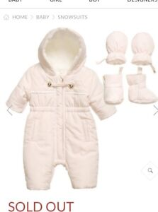 cb355921d0b3 chloe Baby All In One Snow Suit