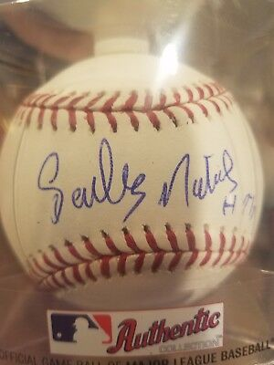 Seuly Matias Signed Baseball Autographed Ball Auto Romlb Full Name Royals Mlb To Prevent And Cure Diseases Autographs-original