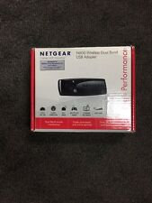(LOT of 100) NETGEAR WNDA3100v2 N600 Wi-Fi USB ADAPTER 802.11a/b/g/n Dual Band