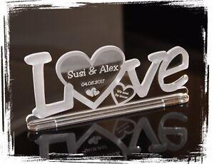 1-Aufsteller-LOVE-2-mit-Wunschgravur-Acryl-Liebe-Hochzeit-Valentinstag-Geschenk