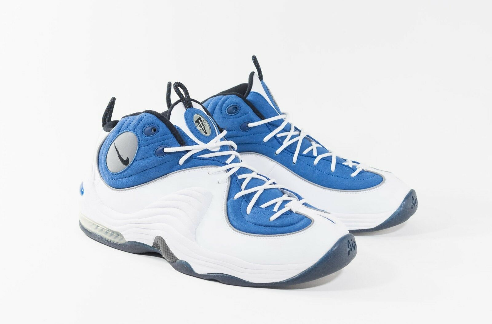 NIKE AIR PENNY 2 II 333886-401 ATLANTIC blueE 11 HARDAWAY ORLANDO MAGIC MEMPHIS