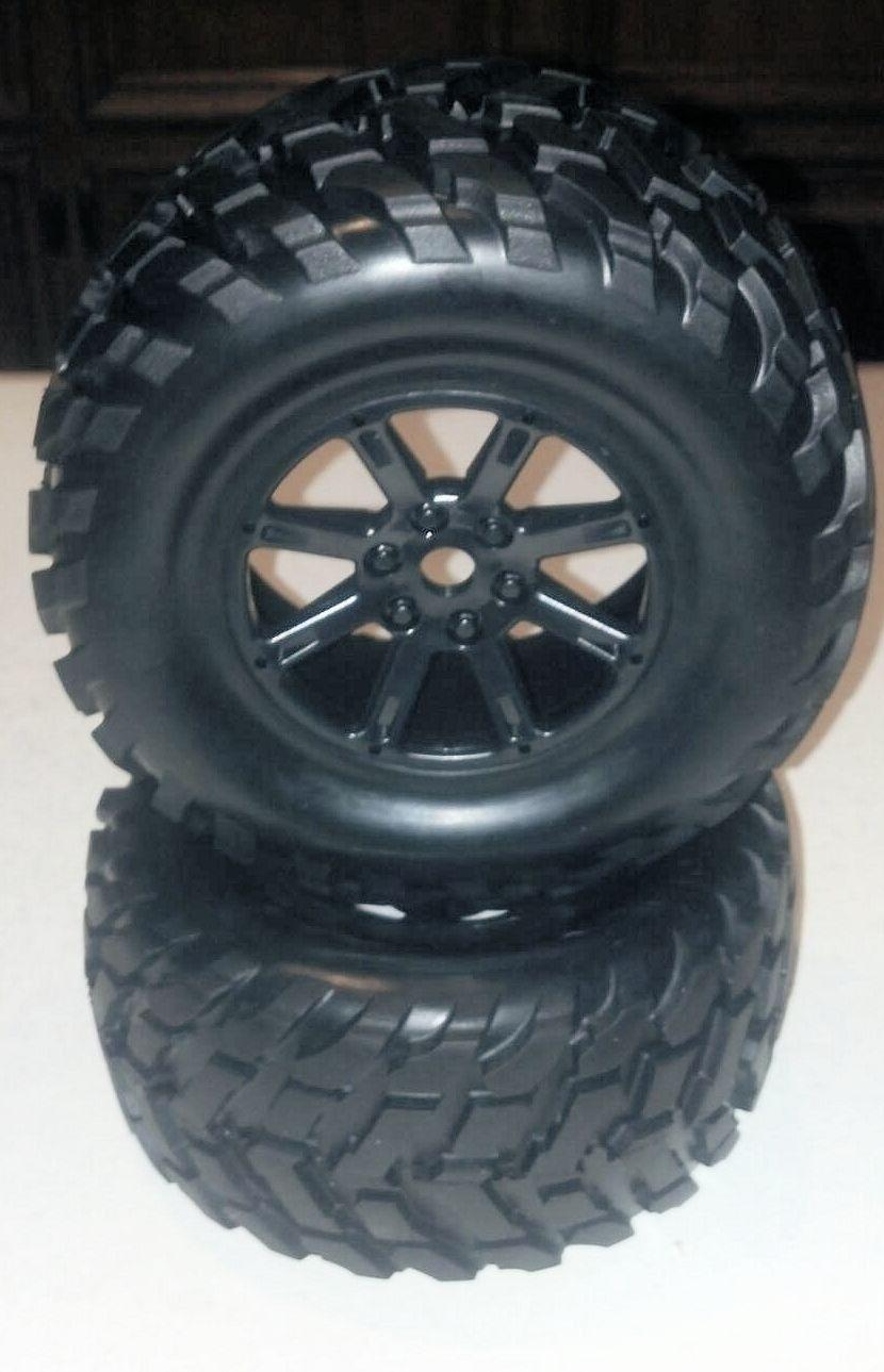 Rossocat Racing Rampage Rampage Rampage XSC Wheels & Tires 10mm Part   07364-10 FREE US SHIPPING 359b04