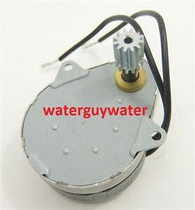 Fleck Water Softener Timer Motor 120v 1 30 Rpm 18743