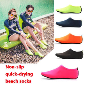 Outdoor-Slippers-Beach-Sandals-Soft-Plush-Slides-Flats-Non-Slip-Shoes-Adult