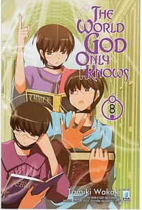 2019 DernièRe Conception Star Comics The World God Only Knows Volume 8