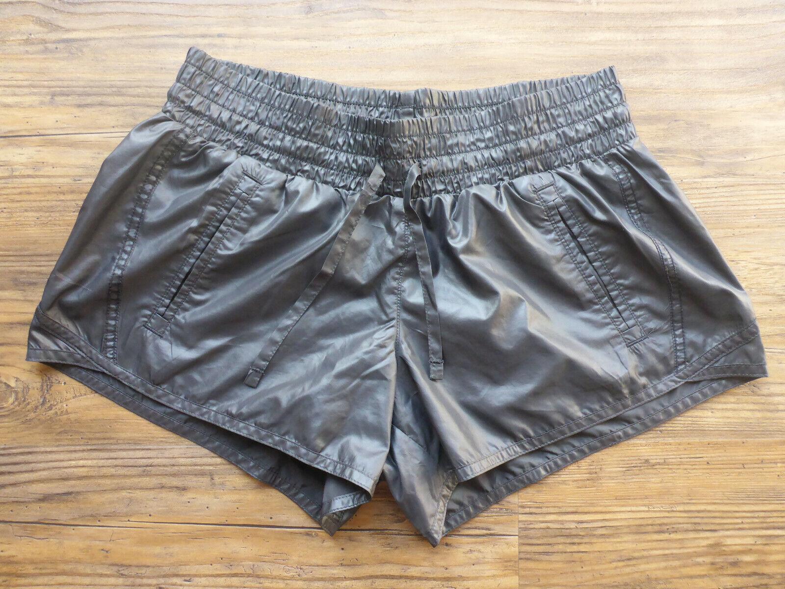 ADIDAS adizero Glanz Shorts Sporthose Running Laufhose Fittness 36 schwarz