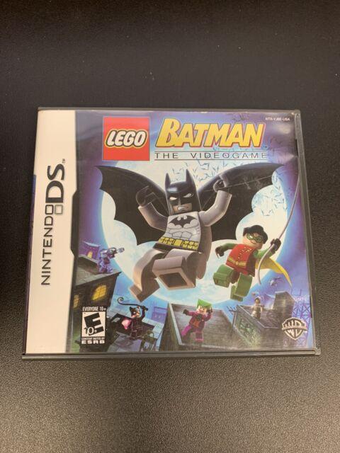 LEGO Batman: The Videogame - Nintendo DS Game - 2008 ...