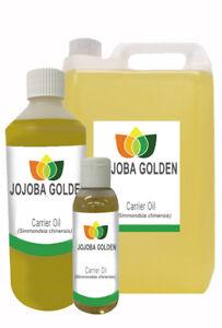 Aceite-De-Jojoba-Oro-Puro-sin-refinar-portador-10-Ml-50-Ml-250-Ml-500-Ml-1-L-5-L-10-L-25-L