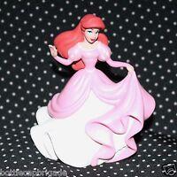 Disney Princess Ariel the Little Mermaid Figure Cake Cupcake Topper Toppers