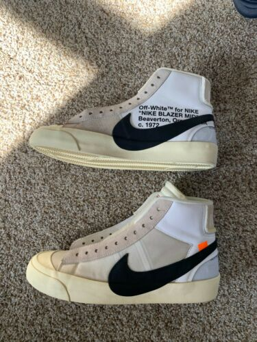 Nike x Off White Blazer 100% Authentic