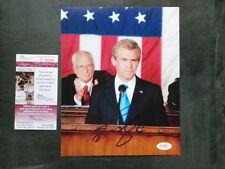 Josh Brolin Hot! signed George W Bush 8x10 photo JSA cert