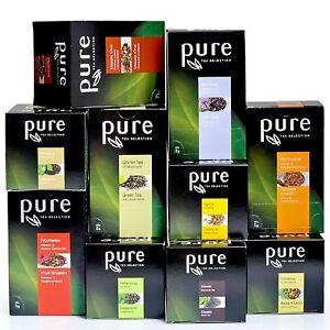 Pure Tea Selection Tchibo Premium Tee Sortiment selber Mischen 6 x 25 Beutel