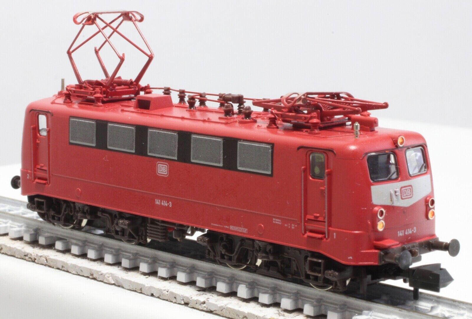 N   1 160 - DC - Fleischmann 7327 - Electric Locomotive - DB 141 414-3