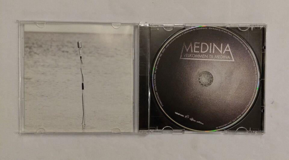 Medina: Velkommen til Medina, pop