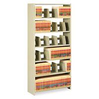 Tennsco Snap-together Steel Six-shelf Closed Starter Set 36w X 12d X 76h Sand on sale