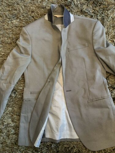 Zara Suit Blazer And Pants Trouser