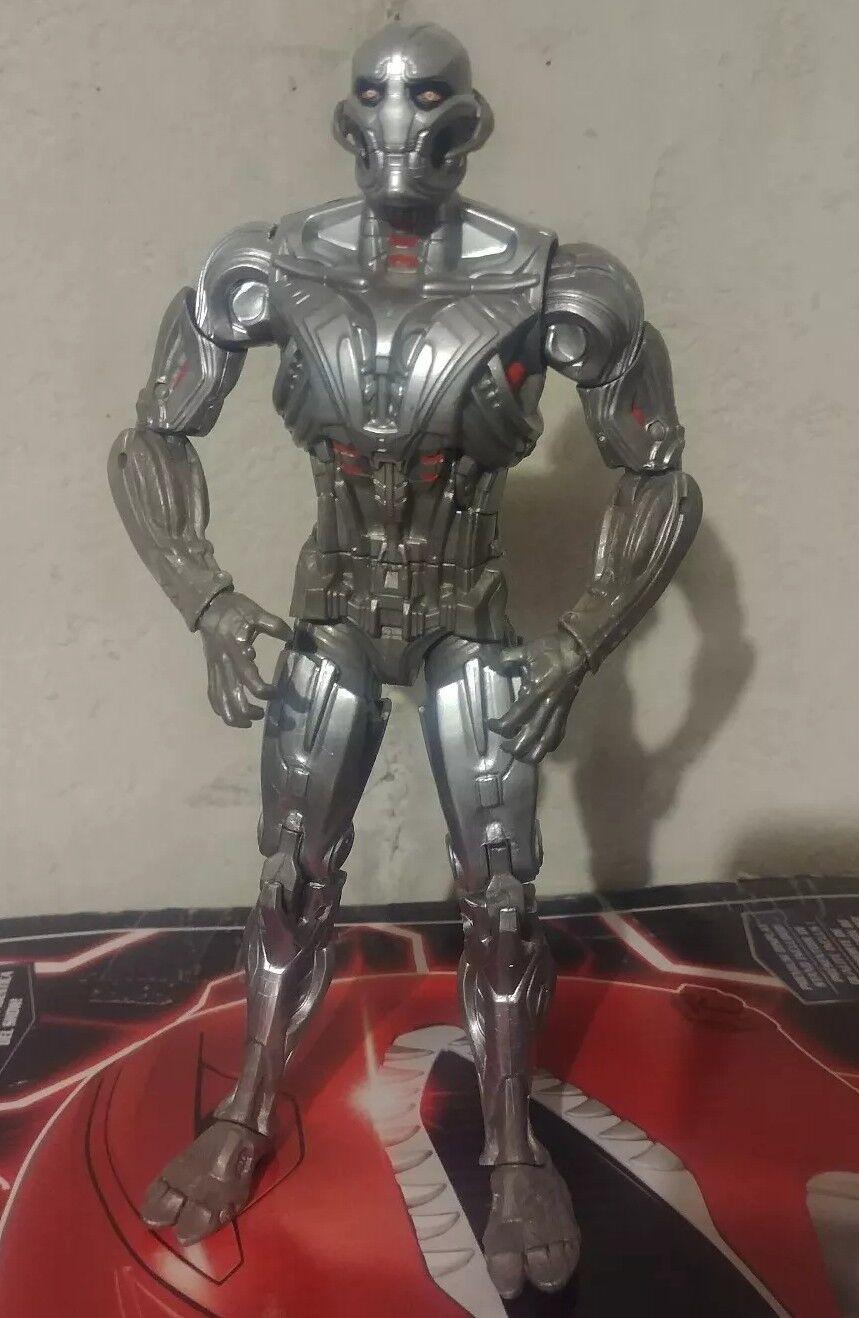 Marvel - legenden mcu ultron baf komplette action - figur   the avengers  alter ultron