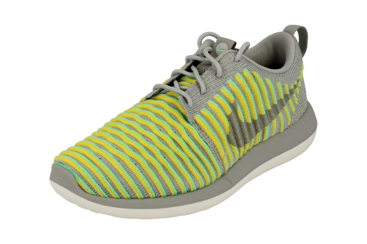 Nike Womens Roshe Two Flyknit Running Trainers 844929 Sneakers shoes 004