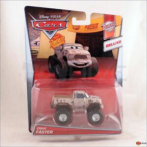 Disney Pixar Cars Craig Faster Deluxe