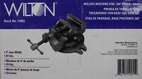 Wilton 11603 4 Milling Machine Vise With Swivel Base