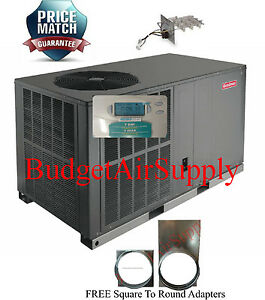 3 ton 14 seer goodman heat pump all in one package unit for 1 5 ton window ac unit consumption per hour