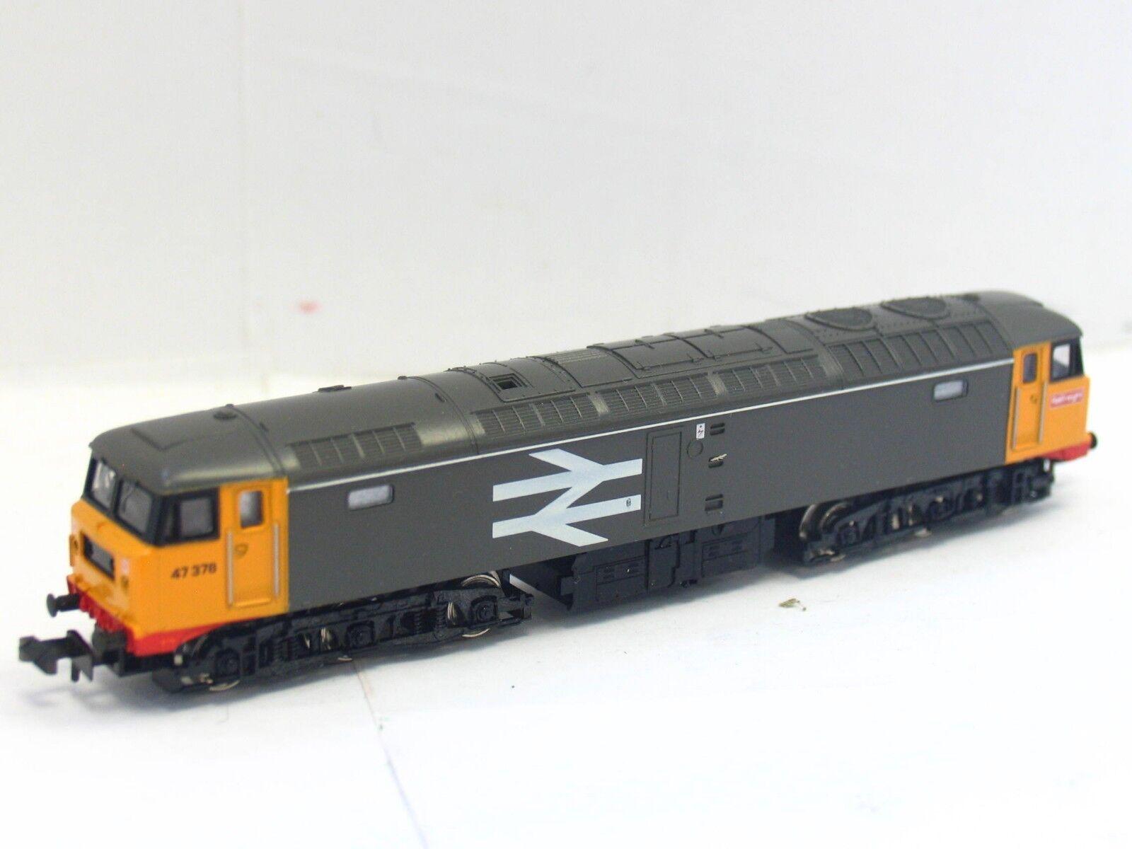 MINITRIX SPUR N DIESELLOK BRITISH RAILWAYS (O4109)