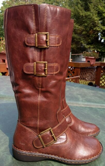 Tall Riding BOOTS Shoes 11 Wide Calf