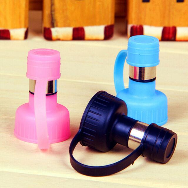 Portable Pet Travel Water Bowl Bottle Head Feed Dog Cat DrinkFountain Head GT