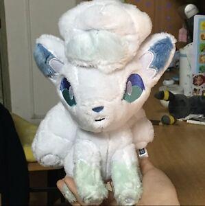 Original-Takara-Tomy-Pokemon-Alola-Vulpix-Plush-Doll-Sun-Moon-Stuffed-Toy