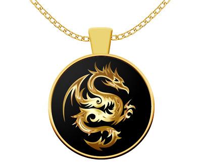 Gold dragon insignia organon medicine