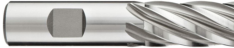 TiN OSG USA 8597508 5.08mm x 96mm OAL HSSE Drill