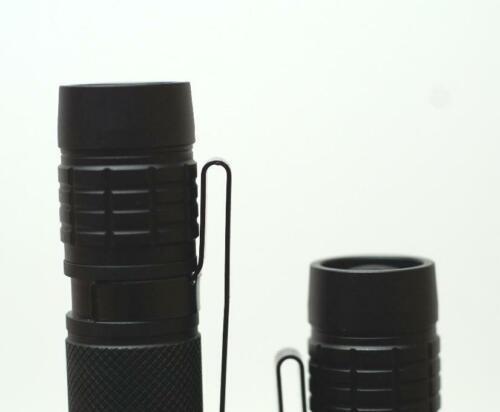 stock pour Noël Compact tactique Flashlight BOGO!! 330 Lumens