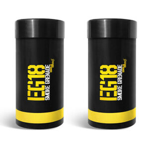 Details about Enola Gaye EG18 Yellow 2 Pack High Output Smoke Grenade Bomb  Photography Film