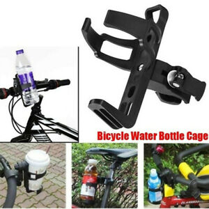 Handle Bar Motorcycle Bike Bicycle Drink Water Bottle Cup Holder Mount Cage Sigh