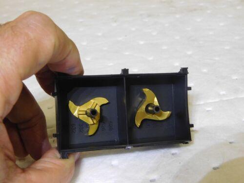 PH Horn Carbide Groove Milling Insert 328.0350.00 Grade-TN35 Qty 2  1472248