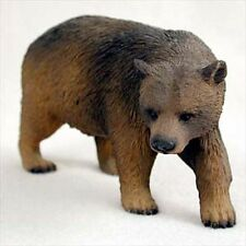 WOOD BADGE PEWTER BEAR KEYCHAIN BEAR ROAMING WOODBADGE