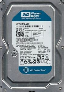 Western-Digital-WD-5000-AAKX-753ca1-500gb-7200-RPM-3-5-034-Disco-Rigido-Hard-Drive