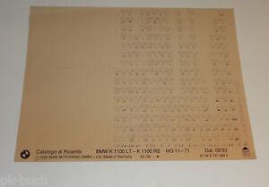 Microfich-Catalogo-di-ricambi-BMW-K-1100-LT-K-1100-RS-STAND-08-1993