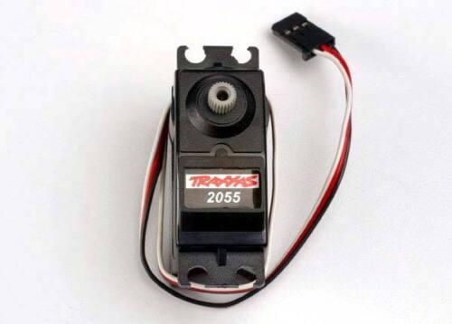 Traxxas 2055 High-Torque 80 oz//in Steering Servo for T-Maxx E-Maxx Revo