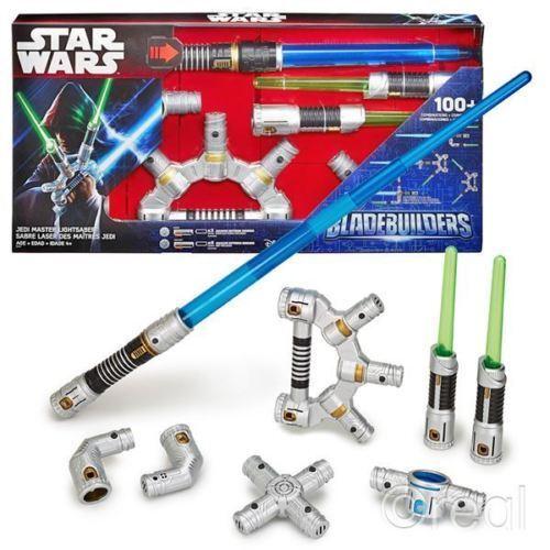 Star Wars The Force Awakens Jedi Master Lightsaber Bladebuilders Official