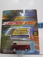 Johnny Lightning Lightning Speed - '60s Vw Bus