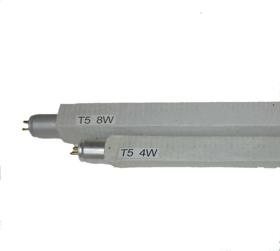 8w T8 UVc Lamp Tube for fish pond filter Inc GREEN GENIE FOR LOTUS FIlter