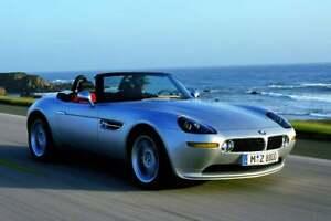 bmw z8 owners users manual read ebay rh ebay co uk BMW Z1 BMW Z4 GT3