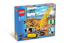 *BRAND NEW* Lego City Construction CRAWLER CANE 7632 *LIGHTLY DENTED*