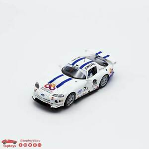 Brillant Fly Car Model Chrysler Viper Silverstone 2003 Girl Power Racing Slot Car 1:32 Prix ​​De Vente Directe D'Usine