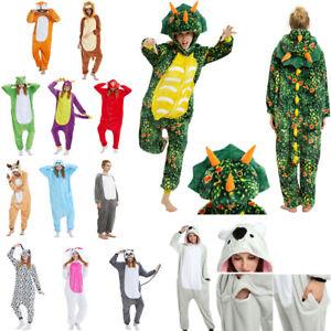 Unisex Adulto Kigurumi Animal Disfraz 1Onesie1 Pijama Disfraz