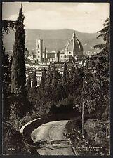 AD1863 Firenze - Città - Panorama dal viale dei Colli